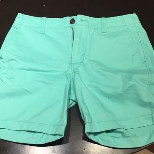 Lime Green Aeropostale shorts